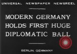 Image of ball dance Berlin Germany, 1930, second 9 stock footage video 65675068044