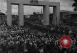 Image of Haile Selassie I coronation parade Addis Ababa Abyssinia, 1930, second 11 stock footage video 65675068056
