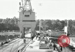 Image of Polaris missile Charleston South Carolina USA, 1960, second 12 stock footage video 65675068061