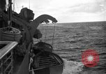 Image of convoy of ships North Atlantic Ocean, 1942, second 3 stock footage video 65675068071