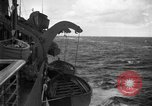 Image of convoy of ships North Atlantic Ocean, 1942, second 6 stock footage video 65675068071