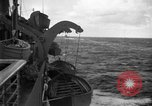 Image of convoy of ships North Atlantic Ocean, 1942, second 7 stock footage video 65675068071
