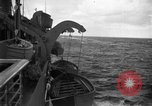 Image of convoy of ships North Atlantic Ocean, 1942, second 9 stock footage video 65675068071