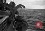 Image of convoy of ships North Atlantic Ocean, 1942, second 10 stock footage video 65675068071