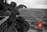 Image of convoy of ships North Atlantic Ocean, 1942, second 12 stock footage video 65675068071