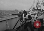 Image of convoy of ships Atlantic ocean, 1941, second 2 stock footage video 65675068073