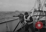 Image of convoy of ships Atlantic ocean, 1941, second 4 stock footage video 65675068073