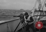 Image of convoy of ships Atlantic ocean, 1941, second 10 stock footage video 65675068073