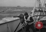 Image of convoy of ships Atlantic ocean, 1941, second 12 stock footage video 65675068073