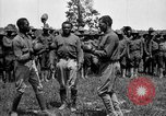 Image of training of colored troops Maryland United States USA, 1936, second 4 stock footage video 65675068085