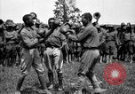 Image of training of colored troops Maryland United States USA, 1936, second 6 stock footage video 65675068085