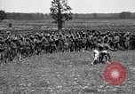 Image of training of colored troops Maryland United States USA, 1936, second 9 stock footage video 65675068085