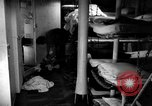 Image of Shipboard Living Conditions Pacific Ocean, 1953, second 1 stock footage video 65675068093