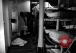 Image of Shipboard Living Conditions Pacific Ocean, 1953, second 2 stock footage video 65675068093