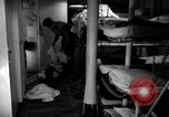 Image of Shipboard Living Conditions Pacific Ocean, 1953, second 5 stock footage video 65675068093
