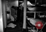 Image of Shipboard Living Conditions Pacific Ocean, 1953, second 6 stock footage video 65675068093