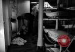 Image of Shipboard Living Conditions Pacific Ocean, 1953, second 7 stock footage video 65675068093
