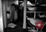 Image of Shipboard Living Conditions Pacific Ocean, 1953, second 9 stock footage video 65675068093