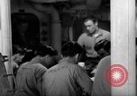 Image of Shipboard Living Conditions Pacific Ocean, 1953, second 4 stock footage video 65675068094