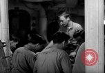 Image of Shipboard Living Conditions Pacific Ocean, 1953, second 6 stock footage video 65675068094