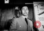 Image of Korean sailor recruits in classroom Jinhae Korea, 1954, second 9 stock footage video 65675068098