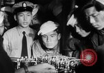 Image of Korean sailors Jinhae Korea, 1954, second 7 stock footage video 65675068101