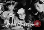 Image of Korean sailors Jinhae Korea, 1954, second 8 stock footage video 65675068101