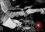 Image of Korean sailors Jinhae Korea, 1954, second 12 stock footage video 65675068101