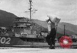 Image of Korean sailors Jinhae Korea, 1954, second 3 stock footage video 65675068103