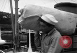 Image of Korean sailors Jinhae Korea, 1954, second 9 stock footage video 65675068103