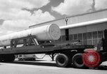 Image of Polaris missile Cape Canaveral Florida USA, 1960, second 10 stock footage video 65675068119