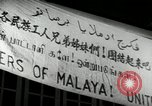 Image of Malayan Emergency Malaysia, 1966, second 9 stock footage video 65675068132