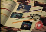 Image of Olympic preparations in Los Angeles Los Angeles California USA, 1984, second 4 stock footage video 65675068139