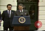 Image of Ronald Wilson Reagan Washington DC USA, 1984, second 11 stock footage video 65675068148