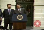 Image of Ronald Wilson Reagan Washington DC USA, 1984, second 12 stock footage video 65675068148