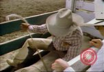 Image of Bull riding United States USA, 1984, second 6 stock footage video 65675068151