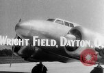 Image of United States Army Air Corps Dayton Ohio USA, 1938, second 3 stock footage video 65675068165