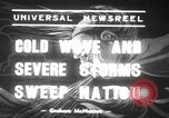 Image of Cold waves and blizzards United States USA, 1939, second 1 stock footage video 65675068175