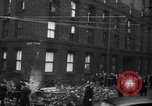 Image of riots Manchester England, 1939, second 8 stock footage video 65675068180