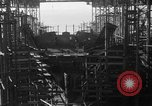 Image of SS America Newport News Virginia USA, 1939, second 9 stock footage video 65675068182
