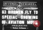Image of Piper cub aircraft Camden New Jersey USA, 1939, second 1 stock footage video 65675068187