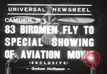 Image of Piper cub aircraft Camden New Jersey USA, 1939, second 3 stock footage video 65675068187