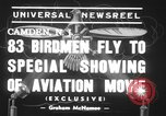 Image of Piper cub aircraft Camden New Jersey USA, 1939, second 4 stock footage video 65675068187