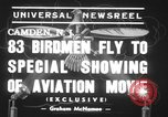 Image of Piper cub aircraft Camden New Jersey USA, 1939, second 5 stock footage video 65675068187