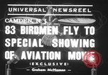 Image of Piper cub aircraft Camden New Jersey USA, 1939, second 7 stock footage video 65675068187