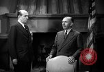 Image of Officials discuss Burbank California USA, 1939, second 10 stock footage video 65675068188