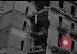 Image of end of Spanish civil war Madrid Spain, 1939, second 12 stock footage video 65675068189