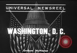 Image of Don Fernando De Los Rios Washington DC USA, 1939, second 1 stock footage video 65675068190
