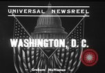 Image of Don Fernando De Los Rios Washington DC USA, 1939, second 2 stock footage video 65675068190