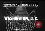 Image of Don Fernando De Los Rios Washington DC USA, 1939, second 4 stock footage video 65675068190